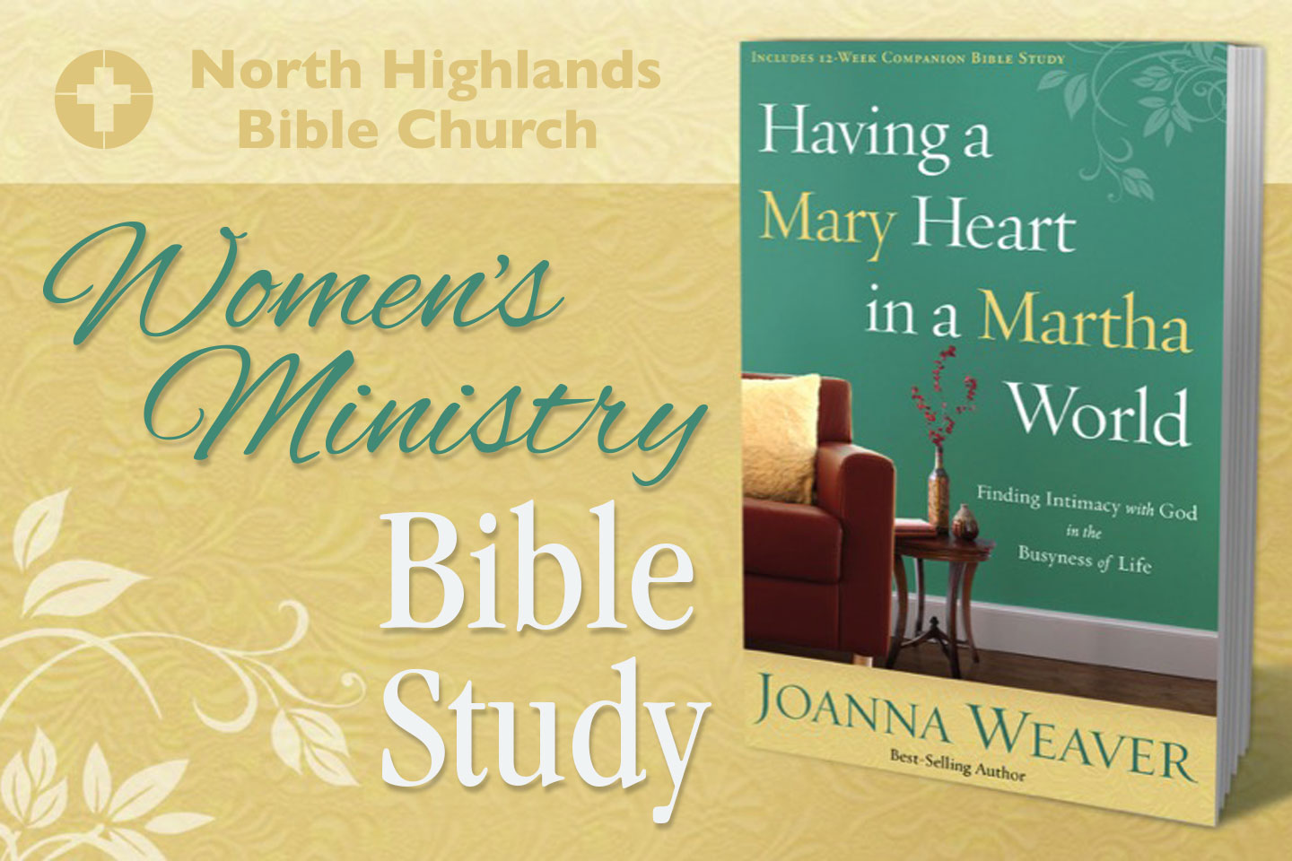 Women's Ministry Bible Study Fall 2018